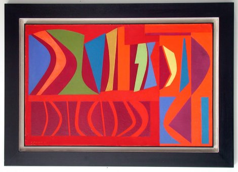 Edgard Pillet Fuego 1951